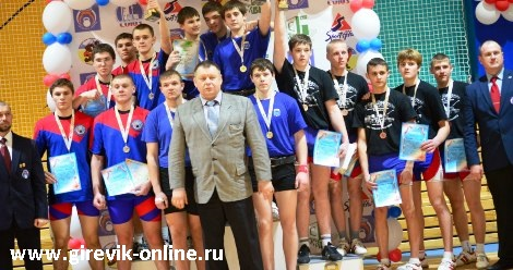 Первенство России среди юношей 2016 по гиревому спорту, г. Барнаул